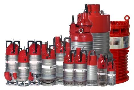 Quality Pumps exclusief Grindex verdeler