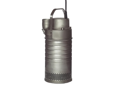 INOX DRAINAGEPOMP GRINDEX MASTER N 400 V