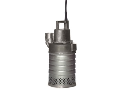 INOX DRAINAGEPOMP GRINDEX MINETTE 400 V